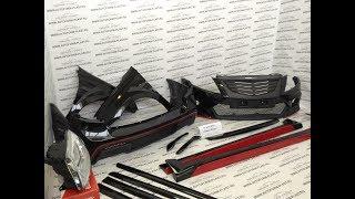 Сборный комплект для а/м Lada Granta sedan(цвет Черный трюфель/Матовый декорант/Красный)