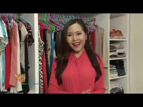 Sắp xếp tủ quần áo – Vui Sống Mỗi Ngày [VTV3 – 18.09.2013]