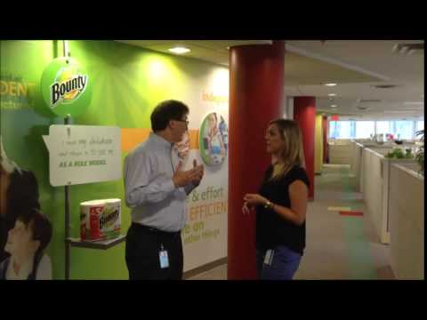 Day In The Life: Human Resources New Hire at P & G