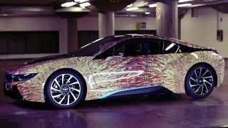 BMW i8 Futurism Edition by Garage Italia Customs