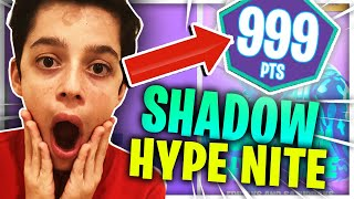 SOLO HYPE NITE - HΟW MANY POINTS?? - FORTNITE BATTLE ROYALE