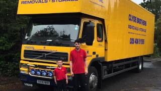 Removals UK and Ireland - Clyde Brothers