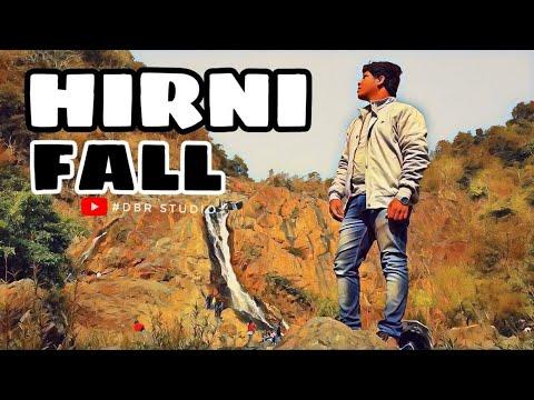 HIRNI Fall,  RANCHI    DBR Creation    Lohardaga