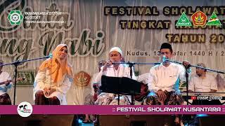 Full KS2K bersama Gus Apank Festival Sholawat Nusantara Tingkat Kab. Kudus