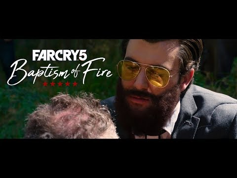 Far Cry 5 - Short Film (Baptism of Fire)