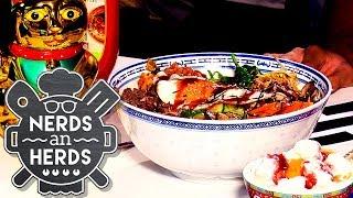 WM-Spezial: Südkoreanische Speisen - Jasmin oder Basmati Reis? | Nerds an Herds