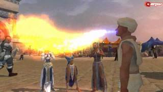 Everquest II Desert of Flames Превью