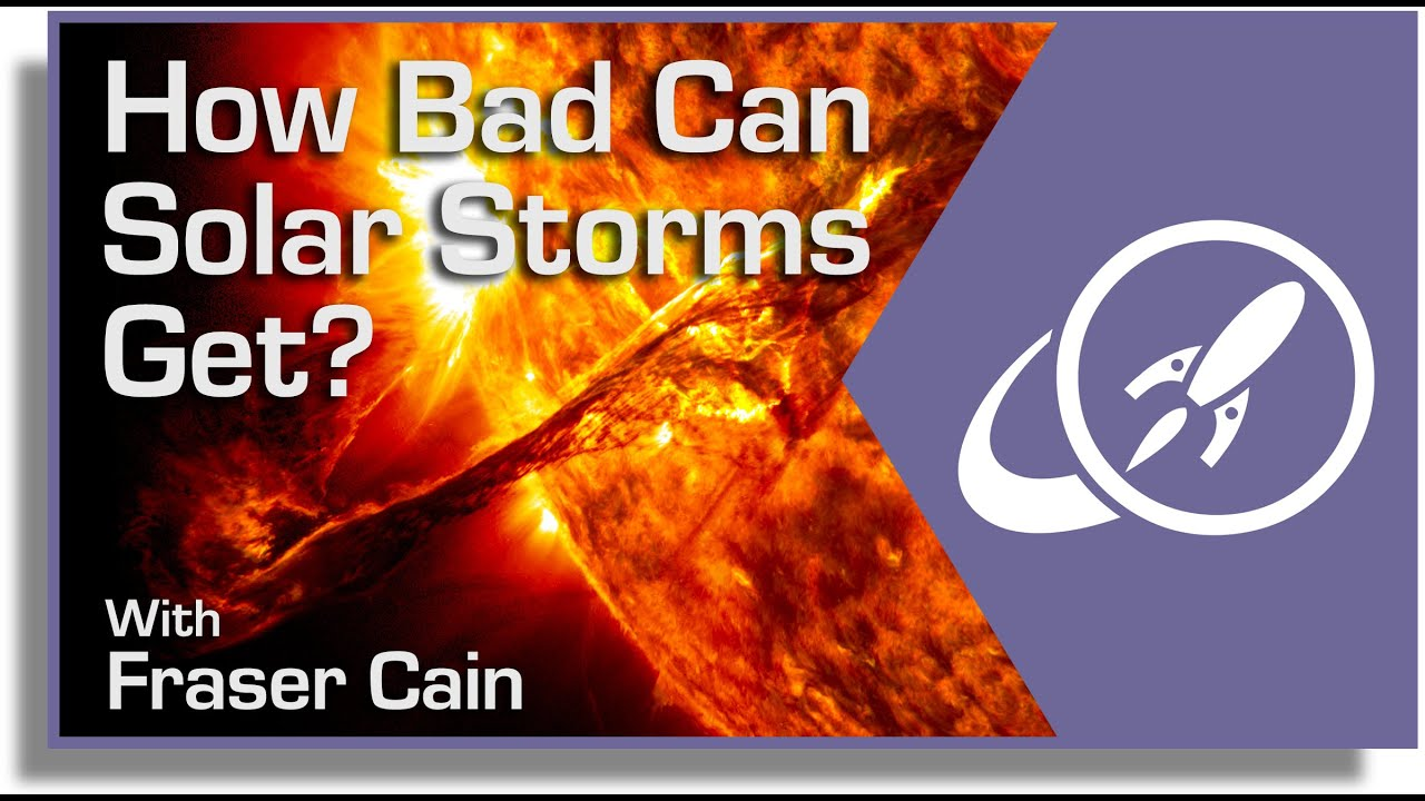 solar storm good or bad - photo #6