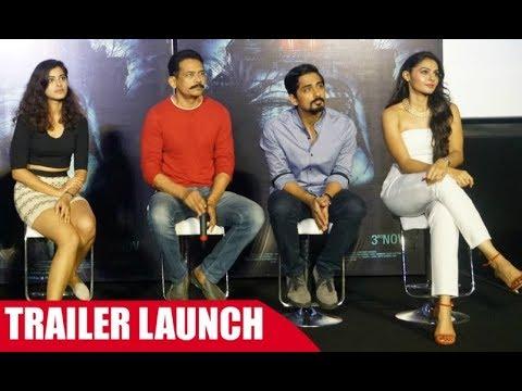 The House Next Door Trailer Launch - Siddharth, Andrea Jeremiah And Atul Kulkarni