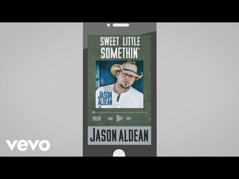 Jason Aldean - Sweet Little Somethin' (Audio)