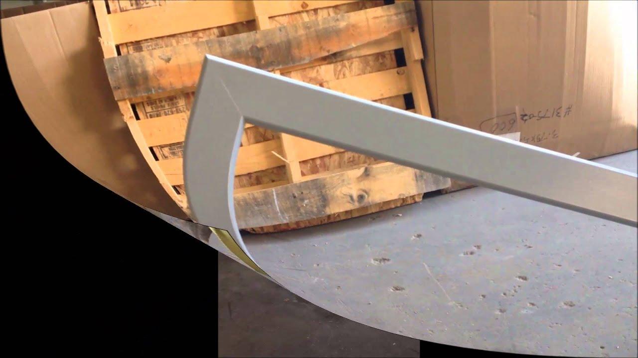 Enerlux Fiberglass Window S2c System Youtube