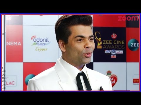 Karan Johar Excited To Host With Rohit & New Year Wishes To His Fans