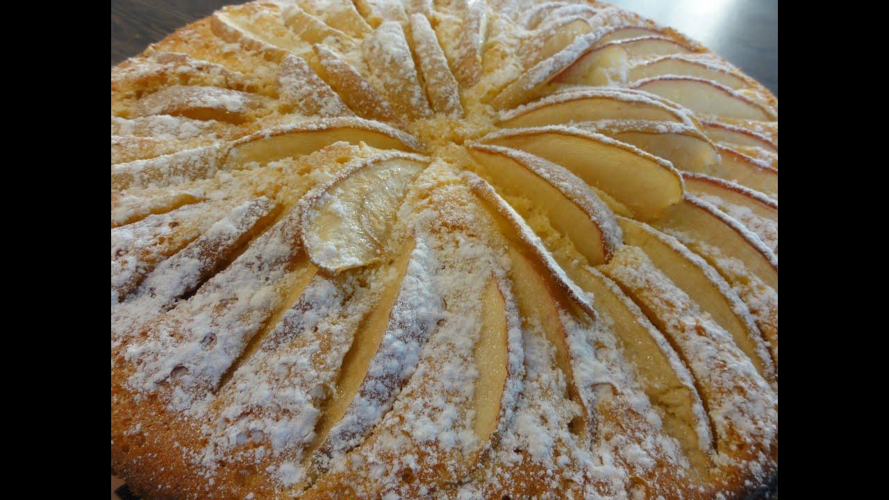 Glutenfreie apfelkuchen