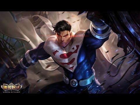Cherie Review Superman !!