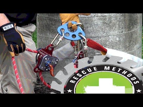 Rescue Methods with Fire Rescue 1 September Blog Video 2012