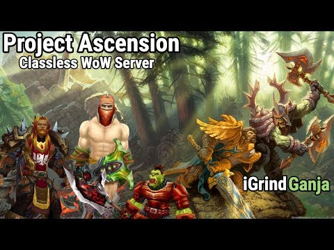 Best Wotlk Private Server 2020 Project Ascension   3.3.5 CUSTOM WoTLK Server   Steam Give Away