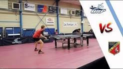 FERRIERE vs CESSON OC 2 | NATIONALE 3 | TENNIS DE TABLE | HIGHLIGHTS