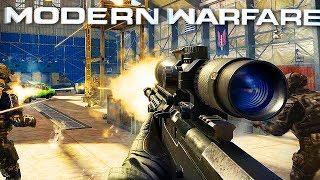 Call of Duty: Modern Warfare - MULTIPLAYER WORLD REVEAL - AlphaSniper97
