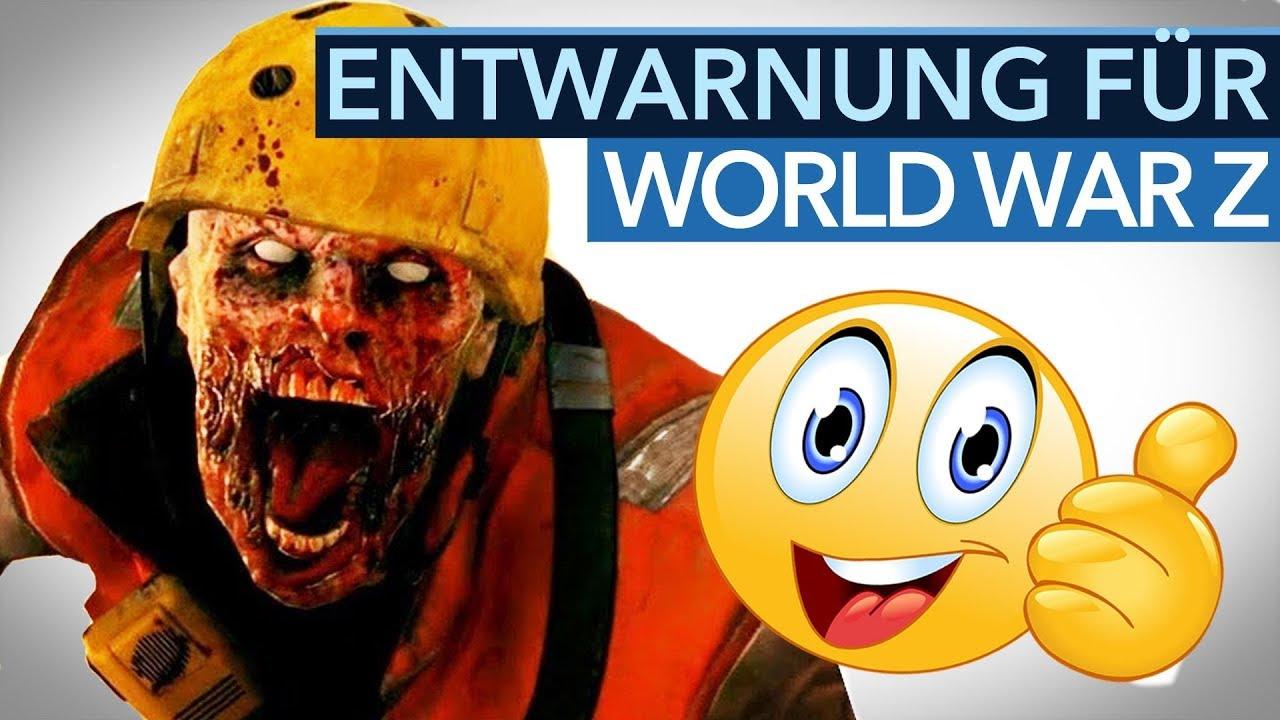 World War Z ist der beste Ersatz für Left 4 Dead 3