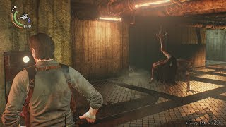 【PS4】The Evil Within 2 - #21 Ch14 BOSS Keeper & Laura(Survival No Damage 100% Collectibles)