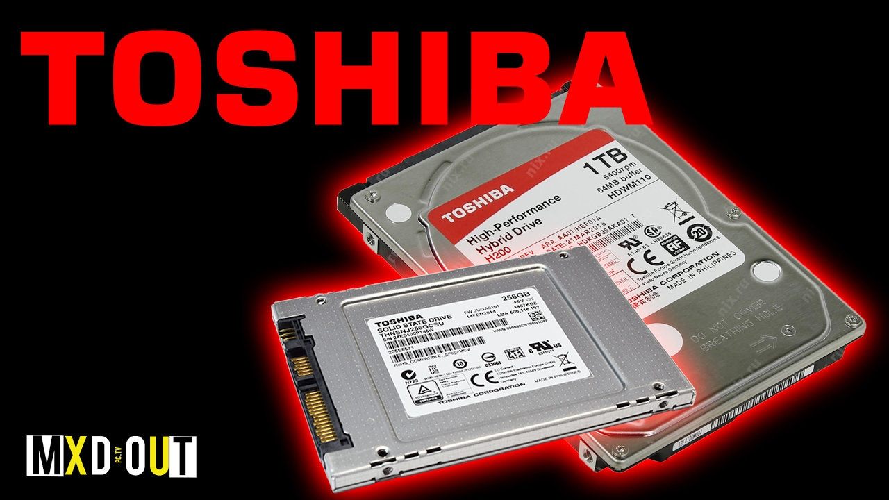 Toshiba Hg6 Solid State Drive 256gb And Hybrid 1tb Review