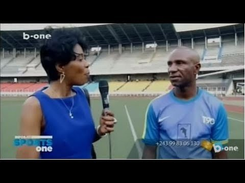 Info SPORTS One: Florent IBENGE, Interview sur la Coupe d'Afrique