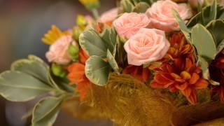 Воздушная нежность | Букет-Экспресс - служба доставки цветов.(Доставка цветов и букетов по Киеву, Украине и миру. Работаем 24 часа в сутки и 7 дней в неделю. Доставляем цвет..., 2014-11-09T17:37:02.000Z)