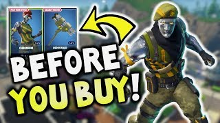 *NEW* DIECAST + CHROMIUM SKIN - BEFORE YOU BUY? - FORTNITE ITEMS + PERSUADER - SHOP RESET, NEW SKINS