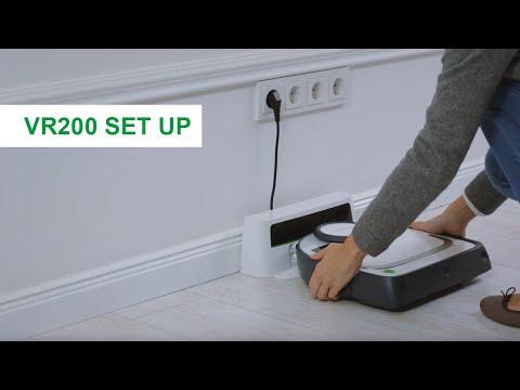 Anleitung | VR200 Saugroboter: Erste Schritte