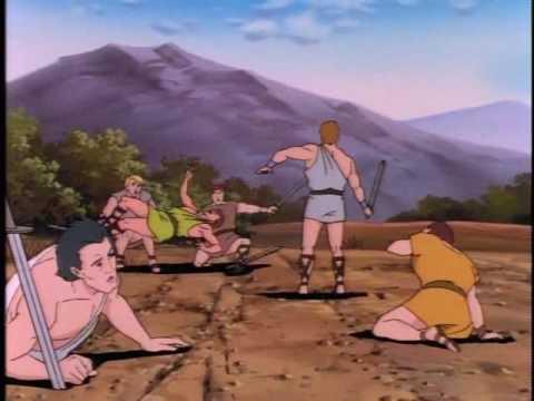 "Jetlag Productions' Hercules - ""Son of Zeus"""