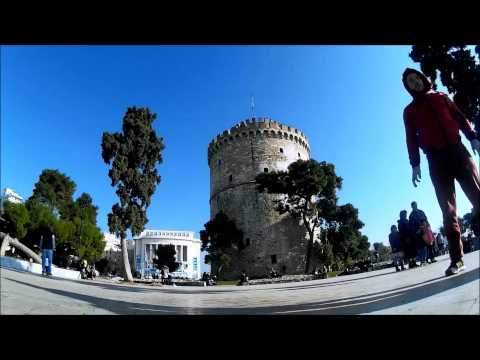 Our Trip to Thessaloniki
