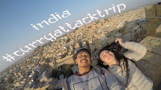 CURRY ATTACK TRIP - INDIA l TRAVEL VIDEO