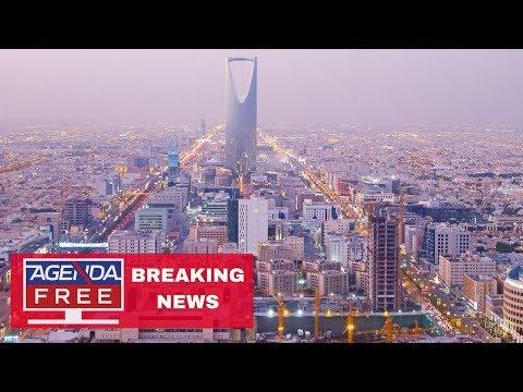 Loud Explosions Reported in Riyadh, Saudi Arabia - LIVE BREAKING NEWS COVERAGE