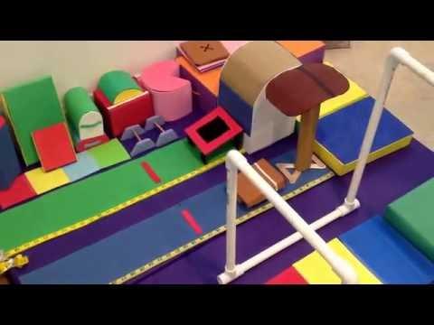 An Updated Tour Of My Ag Doll Gymnastics Academy!