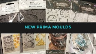 New Prima Moulds