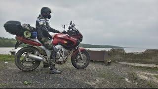ПУТЕШЕСТВИЕ НА БЕЛОЕ ОЗЕРО.ЧАСТЬ 3.(https://youtu.be/rAUW-UMdvh8 - 4 часть видео для людей любящих путешествия на мотоциклах и просто для тех кому интересно..., 2015-07-29T05:16:25.000Z)