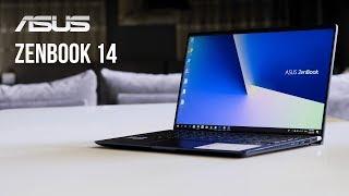 Asus Zenbook 14 - Compact și la preț  (review Română)