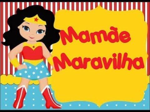 MAMÃE MARAVILHA   Vaneyse   Letra na descrição deste vídeo