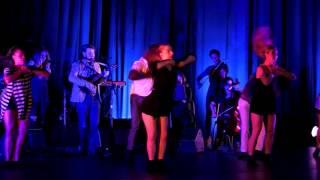 Pure Imagination | War Jacket & AROVA Contemporary Ballet | TEDxBirmingham