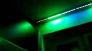 Цветомузыка своими руками discolux.ru(Подробности на нашем сайте Цветомузыка DiscoLux http://discolux.ru Прислал покупатель цветомузыки DiscoLux (видео с телефо..., 2009-12-02T22:43:50.000Z)