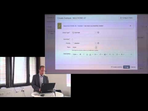 Atlassian User Group München - 19.5.2015 - Schlankes Multiprojektmanagement mit JIRA