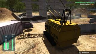 Construction Machines Simulator 2016 parte 13 FINAL
