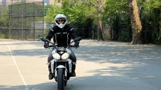 How to Start & Stop a Motorcycle | Motorcycle Riding