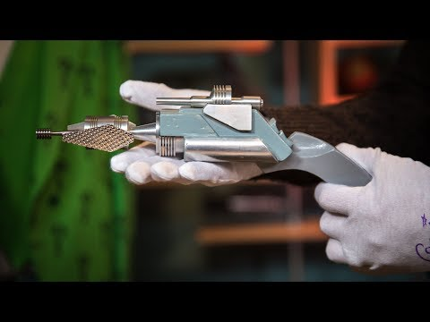 Classic Science-Fiction Television Hand Props!