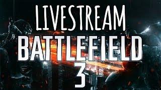 [LIVE!] Nocne czilowanie z ekipą- Battlefield 3