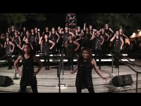Glendora HS Illumination and Silhouettes Holiday Stroll 2016