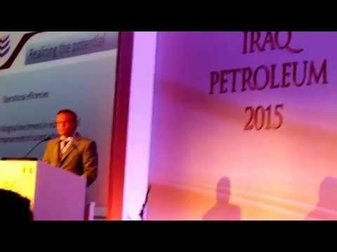 Iraq Petroleum 2015 Conference   Jawar Al Khaleej Shipping L L C