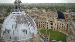 Oxford from the air - 30 second teaser thumbnail