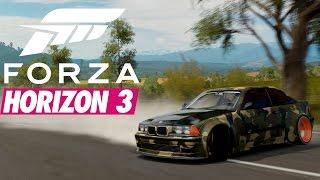 Forza Horizon 3 / Stream