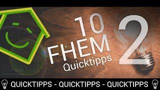 Video 10 FHEM-Quicktipps Teil 2 | haus-automatisierung.com download MP3, 3GP, MP4, WEBM, AVI, FLV November 2017